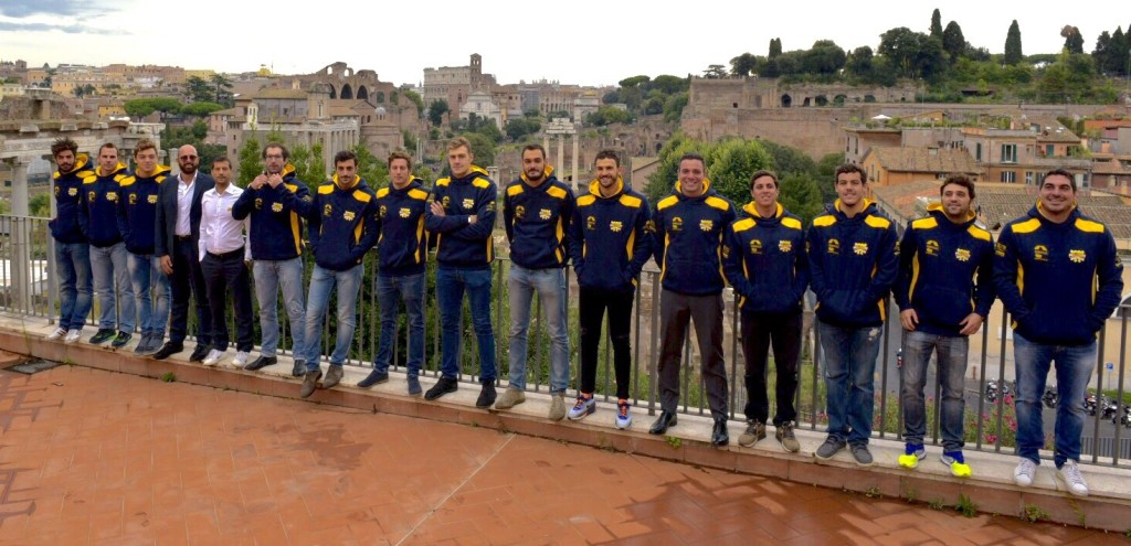 Roma Vis Nova squadra, FOTO PUCCI