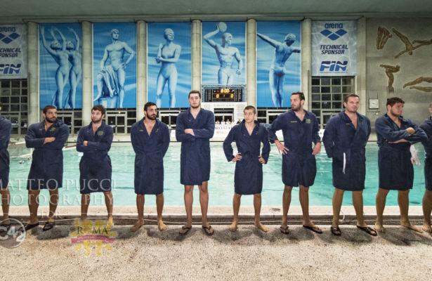 Campionato Nazionale Fin Pallanuoto serie A1  Roma Vis Nova PN - Pro Recco  Foro Italico - Roma