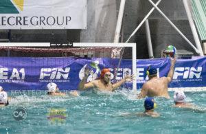 Campionato Nazionale Fin Pallanuoto serie A1  Roma Vis Nova PN - Torino 81 Foro Italico - Roma